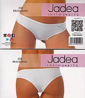 Jadea 502, женские трусики, трусики бразилиана, bianco Jadea 502, Италия