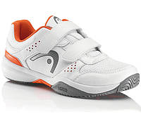 Кроссовки для тенниса Head Lazer Velcro Junior WHDO (MD 16)