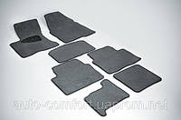 Текстильные коврики салона автомобиля,ворсовые ковры в авто Cadilac Chana Chery Chevrolet Crysler Citroen