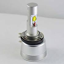Комплект LED ламп SLP LED, H15 (PGS23t-1) Cree 25W Белый 6000K, фото 3