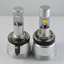 Комплект LED ламп SLP LED, H15 (PGS23t-1) Cree 25W Белый 6000K, фото 2