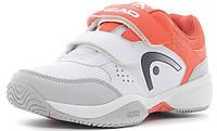 Кроссовки для тенниса Head Lazer Velcro Kids WHRD (MD)