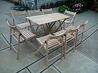 Туристическая складная мебель на 8 человек, фото 1