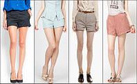 Самые модные шорты на лето