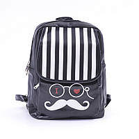 Эксклюзивный рюкзак для стильной молодёжи. Оригинальный дизайн. Высокое качество. Новинка сезона. Код: КДН325