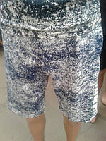Мужские шорты NIKE  трикотаж