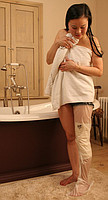 Водонепроницаемый чехол LimbO для взрослого (целая нога)