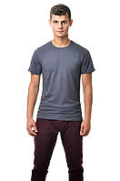 Чоловічі футболки сірі