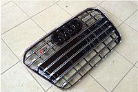 Решетка радиатора S6 на Audi A6 (C7)