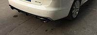 Диффузор RS6 заднего бампера Audi A6 C7