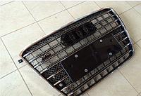 Решетка радиатора W12 на Audi A8