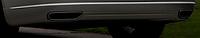Диффузор заднего бампера Audi A8 W12