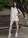 Женское платье-туника на лето