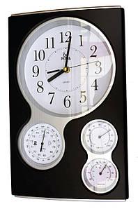 """Настольные часы PEAL """"Метеоcтанция"""", погода/давление/температура/часы"""