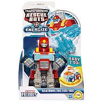 Хитвейв огненный бот, Боты Спасатели - Heatwave the Fire-Bot, Rescue Bots, Easy2Do, Hasbro, фото 1