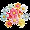 Вафельные цветы