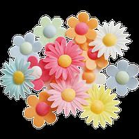 Вафельні квіти