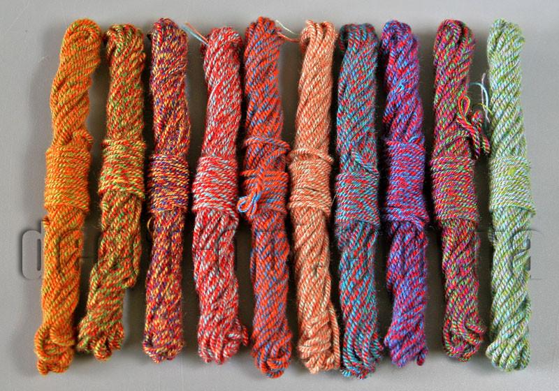 Шнурки для плетения декора на браслеты 1мм/2,5м