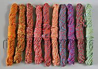Шнурки для плетения декора на браслеты 1мм/2,5м, фото 1