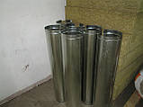 Кожух з оцинкованої сталі 0,5 мм 114/30, фото 2