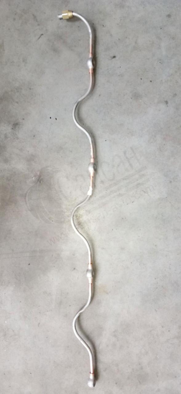 Трубка дренажная форсунок (пр-во ЯМЗ). 238-1104370-Б