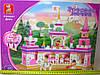 Конструктор Розовая мечта - Замок принцессы M38-B0251 Sluban