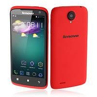 Смартфон Lenovo S820 MTK6589 Quad Core Android 4.2 (Red)
