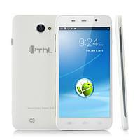 "Cмартфон THL W200 экран 5"" новый 4-х ядерный на Android 4.2 MT6589 TURBO белый, white +стилус"