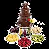 Шоколадные фонтаны для украшения праздников