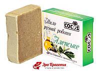 Натуральное косметическое мыло ручной работы Алеппское Сосоs, 100 г 108421033