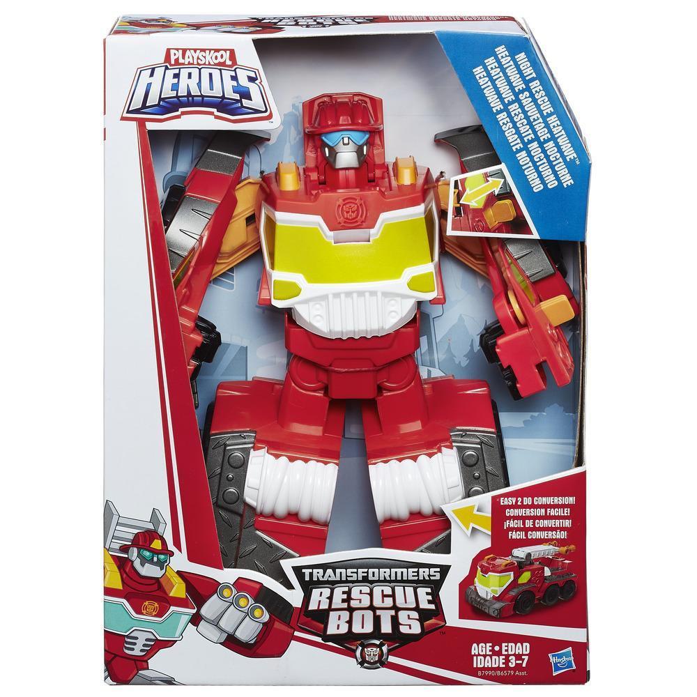 Хитвейв Боты спасатели - Heatwave, Rescue Bots, Elite Rescue, Hasbro