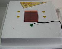 Инкубатор Рябушка-2 на 40 яиц с автоматическим переворотом и цифровым терморегулятором DI