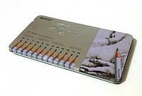 Набор чернографитных карандашей, фото 1