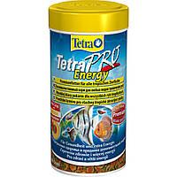 Tetra PRO Energy Crisps 250ml - премиум корм для аквариумных рыб