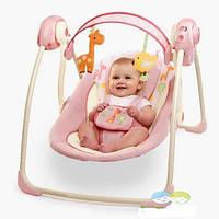 Кресло-качалка детская Bright Starts  Жираф