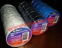 Изолента 3M SCOTCH 780, ПВХ, черная, рулон 19мм х 20м (FE510091070)