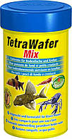 Tetra Wafer Mix 100ml  - основной корм для донных рыб