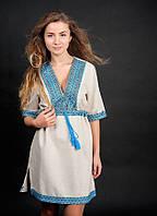 Красивое и эксклюзивное платье вышиванка от волынских мастеров