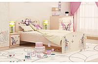 """Кровать """"Бабочки"""" (3 размера)"""