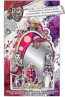 Подарочный набор Эвер Афтер Хай 18 предметов косметики и зеркала Ever After High