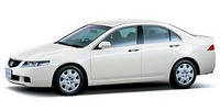 Тюнинг Honda Accord 7 (хонда аккорд 2003-2007)