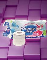 Туалетная бумага BUNNY-PAPBAND_W