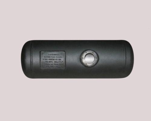 Цилиндрический баллон ХарПромТех 20 литров (580х224 мм)
