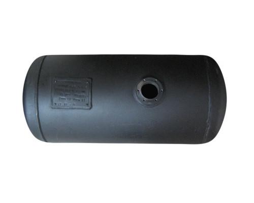 Цилиндрический баллон ХарПромТех 40 литров (654х300 мм)
