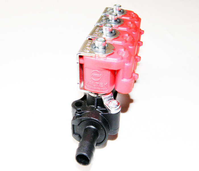 Газовые форсунки Valtek type 30, 4 цилиндра, 3 Ом