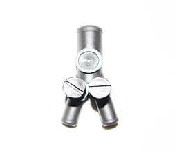Дозатор газа 16х10х10 с двумя регулировочными винтами