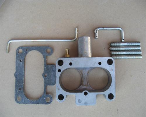 Смеситель газа для автомобиля ЗИЛ 130 (Проставка)