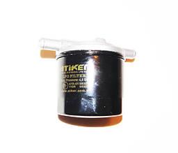 Фильтр паровой фазы Atiker Ø12хØ12 (с отстойником и сменным фильтром)