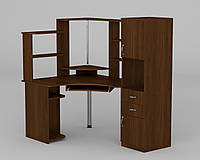 Компьютерный стол с пеналом СУ-12