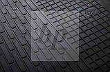 Коврики салона (резиновые) Honda Civic IX (хонда цивик 9 2013+), фото 5